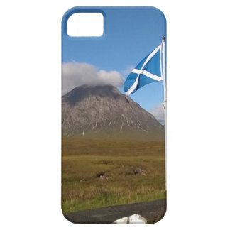 two flags of Scotland iPhone 5 Cases