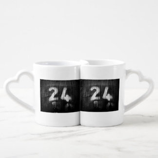 two four post coffee mug set