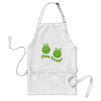 Two Frogs Aprons