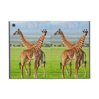 Two Giraffes iPad Mini Case