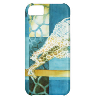 Two Giraffes iPhone 5C Case