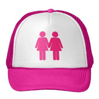 Two Girls In Love Cap