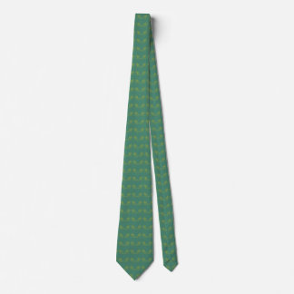 Two Golden Griffons Tie