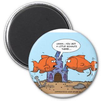 Two Goldfish--Friendship Magnet