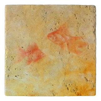 Two Goldfish Trivet