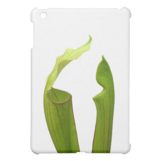 Two Green Pitcher Plants Cover For The iPad Mini