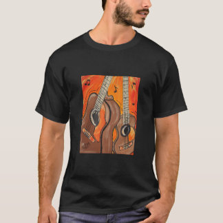 Two Guitars T-Shirt