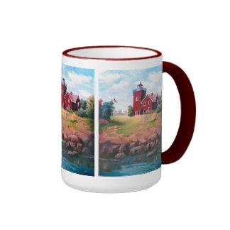 Two Harbors Lighthouse Mug