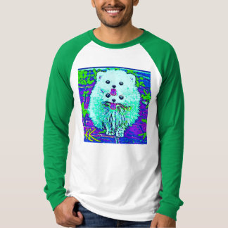 Two Headed Dog T-Shirt