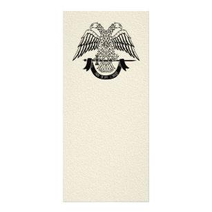 Masonic Rack Cards   Zazzle com au