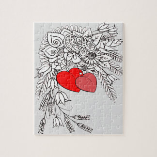 Two Hearts 2 Jigsaw Puzzle