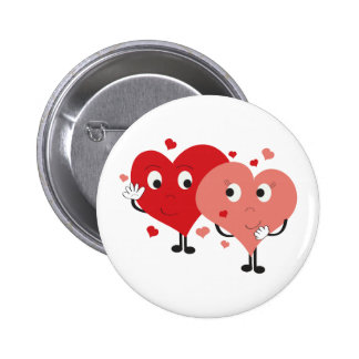 Two Hearts Buttons