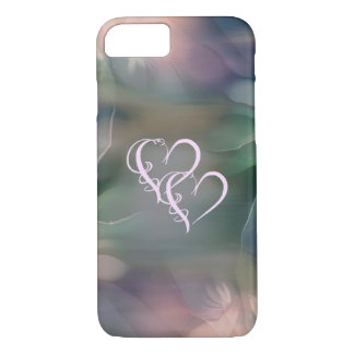 Two Hearts Beat As One iPhone 7 Cases