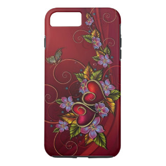 Two Hearts iPhone 8 Plus/7 Plus Case