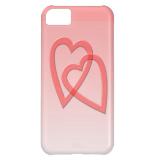 Two Hearts Joined As One iPhone 5C Case