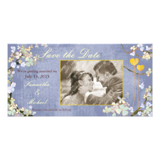 Two Hearts: Save the Date Photo Cards