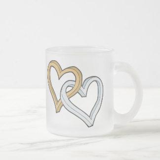 Two Hearts T-shirts and Gifts Mug
