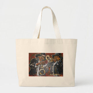 TWO HORNS CANVAS BAGS