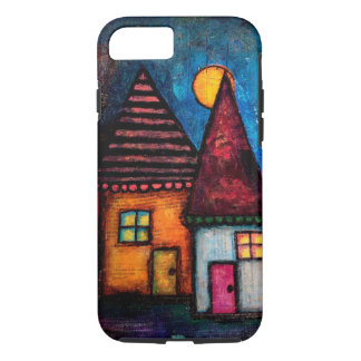 Two Houses iPhone 7 Case