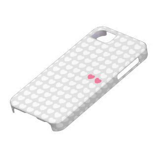 Two in a million hearts iPhone Cover iPhone 5 Cover