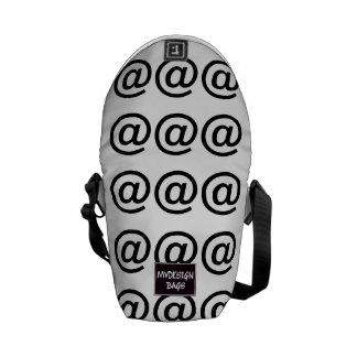 Two in One Mini Backpack Messengerbag Messenger Bag