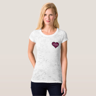 Two Jay's Pizza My Heart T-Shirt