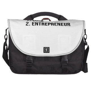 Two Jobs Dad And Entrepreneur Bags For Laptop