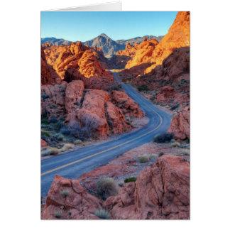 Two Lane Splendor Card