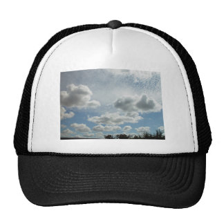 Two Layers Of Cloud North Of Burns Beach Road At W Trucker Hat