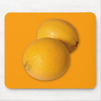 Two Lemons Mouse Pad