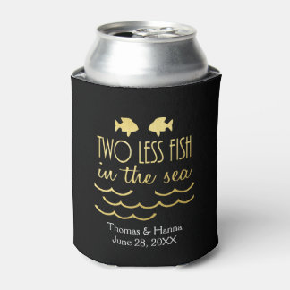 Two Less Fish in the Sea Wedding