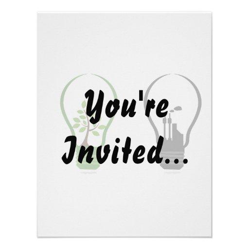 two lightbulbs one eco one black city.png personalized announcements