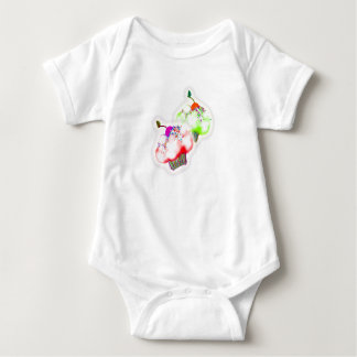 Two little cupcakes baby bodysuit