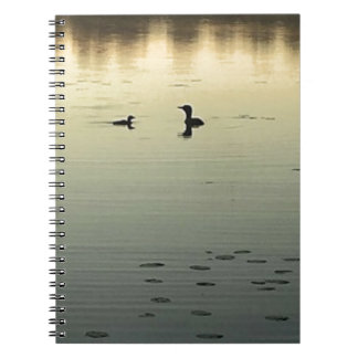 Two loons notebook