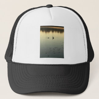 Two loons trucker hat