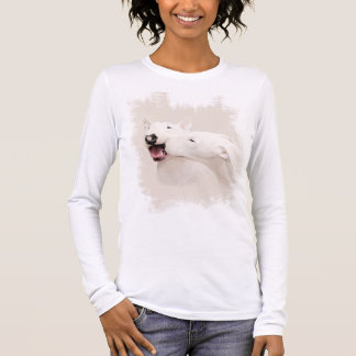 two lovers dogs long sleeve T-Shirt