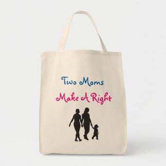 Two moms tote