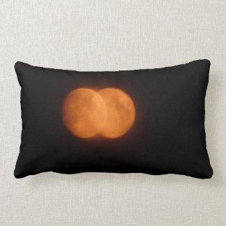 Two moons lumbar cushion