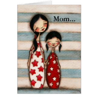 TWO - Mother's Day CArd