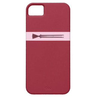 Two Muskets Fall in Love iPhone 5 Covers