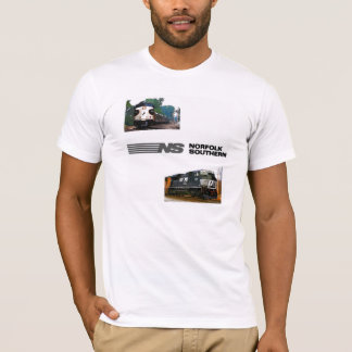 Two Norfolk Southern Locomotives T-Shirt