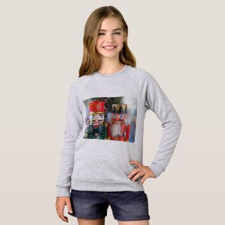 Two nutcrackers sweatshirt