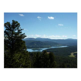 Two Ocean Lake at Grand Teton National Park Postcard