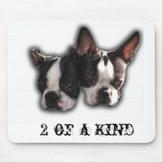 Two of a Kind Mouse Pad