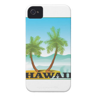 two palms of hawaii iPhone 4 case