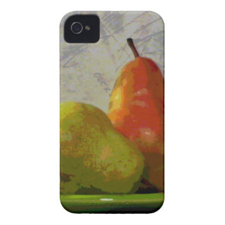 TWO PEARS iPhone 4 CASES