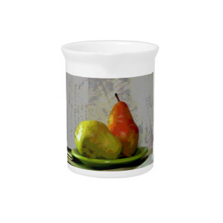 TWO PEARS PITCHER