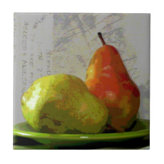 TWO PEARS TILE