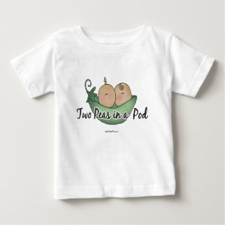 Two Peas In A Pod Baby T-Shirt
