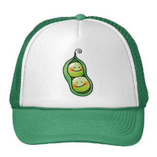 Two peas in a pod cap
